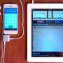 RECAP C with iOS devices